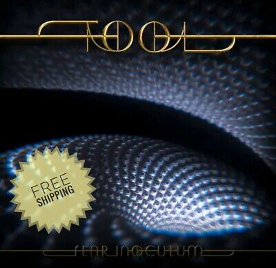 TOOL FEAR INOCULUM Trifold Limited Edition CD HD Screen Deluxe 2019 SEALED NEW