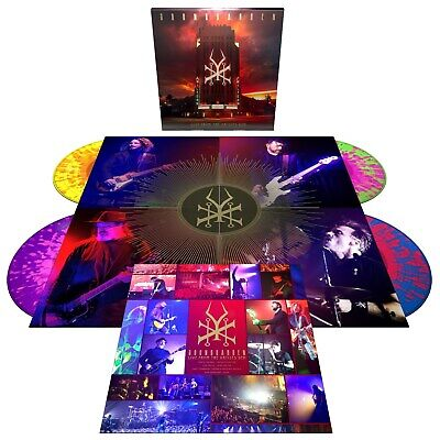 Soundgarden-Live From The Artists Den Bundle- 4 Colored Vinyl, 2 X CD & Blue Ray