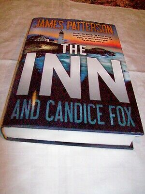 The Inn (Hardcover, 2019) by James Patterson, Candice Fox