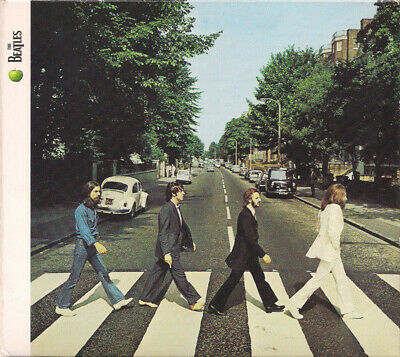The Beatles - Abbey Road - 2009 Remastered Enhanced CD