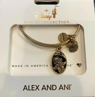 Disney Haunted Mansion 50th Anniversary Happy Haunts Bangle by Alex and Ani