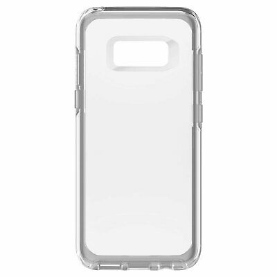 OtterBox Symmetry Series Sleek Protection for Samsung Galaxy S8+ Plus Clear