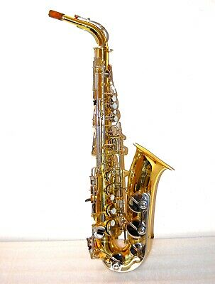 Yamaha YAS-23 Sax: Considered by Many to be Best Student/Intermediate Alto Sax