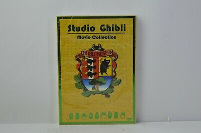 Hayao Miyazaki Studio Ghibli 17 Movie Collection DVD Set Box