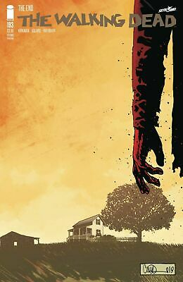 The Walking Dead #193 - 2nd Print - Bagged & Boarded