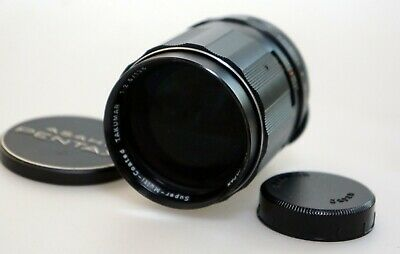 【EXC+++】Pentax SMC Takumar 135mm f/2.5 M42 MF Portrait Lens from JAPAN (355)