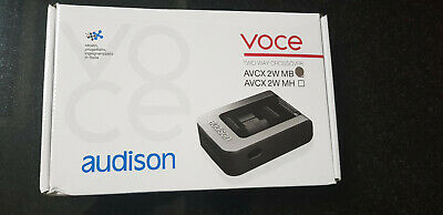 Audison Voce AV CX 2W MB 2-Way Crossover Set for Mid and Tweet