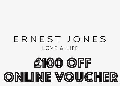 Ernest Jones £100 Off When You Spend £300 Or More Voucher Online Code