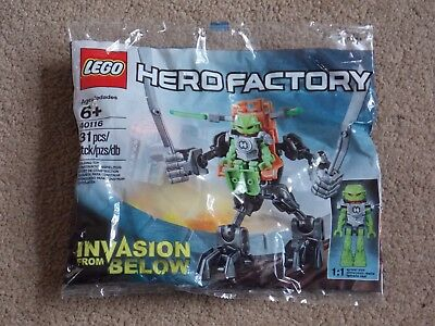 LEGO SETS: HERO Factory: Heroes: 2282-1 Rocka XL (2011) 100