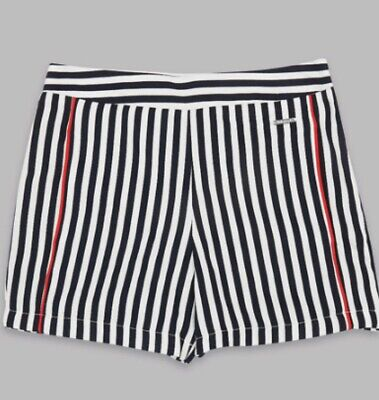 Autograph Pure Cotton Striped Shorts (3-16 Years) MARKS AND SPENCER BNWT