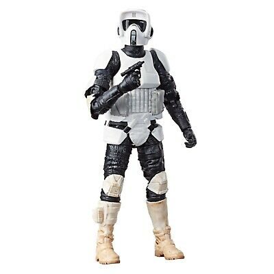 Star Wars The Black Series Archive Biker Scout 6 Inch Action Figure LOOSE