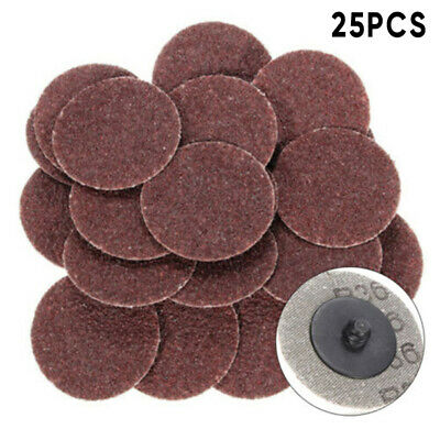 Sanding Disc Roll Lock R Type Sandpaper Pads Abrasive Sander Rotary Power Tools