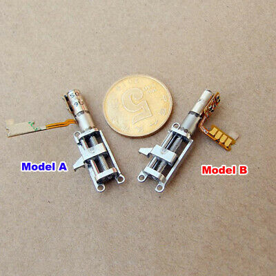 Mini 4mm 2-Phase 4-Wire Gear Stepper Motor Precision Linear Screw Slider Nut