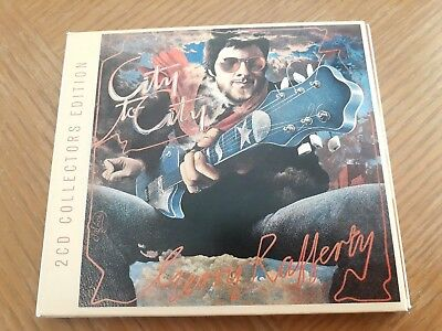 Gerry Rafferty - City to City (2011) - 2xCD - Collectors Edition -