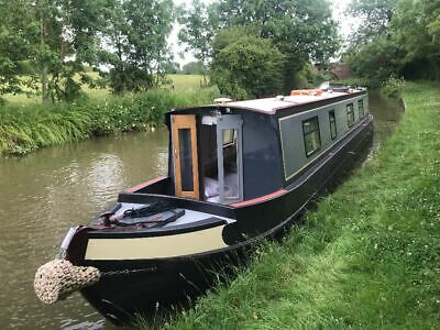 Narrowboat holiday - long weekend for 2-4 people. 20th-23rd Sept (3nts)