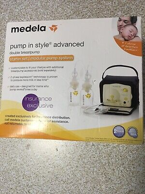 Medela Pump In Style Advanced Double Breastpump For Baby