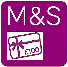Brand new M&S Marks And Spencer £100 Gift Card