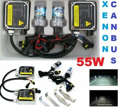XENON CANBUS bianco canbus 55w. Xeno CAN BUS,NO errori.Mercedes,Audi,BMW,Golf.H7