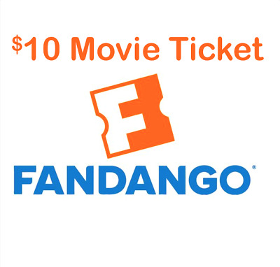 FANDANGO $10 Promo Code ~ ONLY for The LION KING ~ (1) Movie TICKET ~ up to $10!