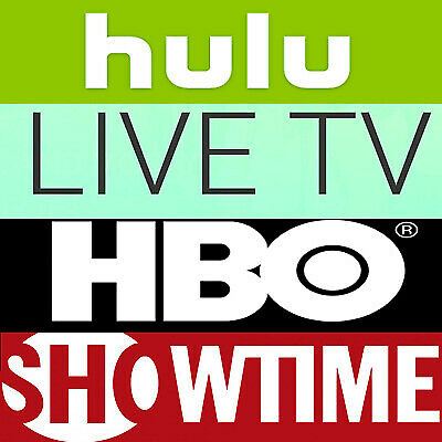 Hulu Premium 🔥HBO,Live TV,ShowTime🔥1 Year Warranty🔥Instant Delivery🔥