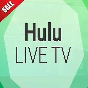 Hulu Premium 🔥Live TV,HBO🔥1 Year Warranty🔥Instant Delivery🔥