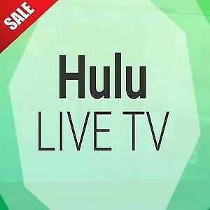 Hulu Premium 🔥Live TV🔥1 Year Warranty🔥Instant Delivery🔥