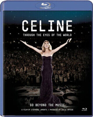 Celine Dion: Through the Eyes of the World Blu-ray (2010) Celine Dion cert E
