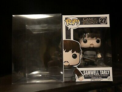Funko Pop! Game of Thrones Samwell Tarly #27 VAULTED - Brand New W/ Protector!