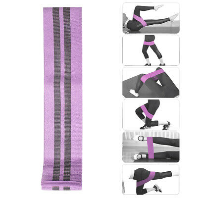 Resistance Loop Bands Hip Exercise Band For Expander Training Yoga Non-Slip