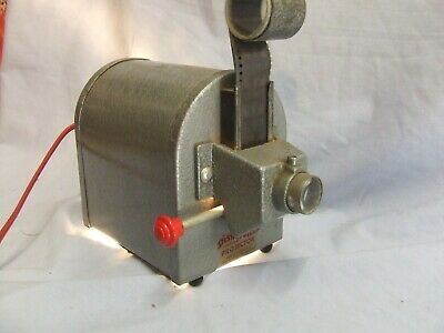 Vintage DISNEYVILLE  Strip film Projector