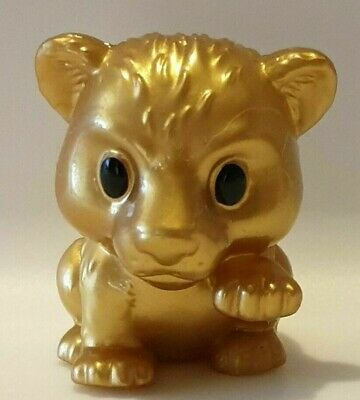 Simba Gold Cub Woolworths The Lion King OOSHIES Woolies Ooshie Disney