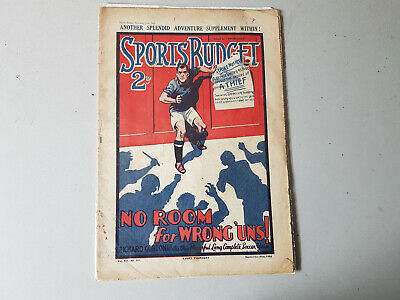 SPORTS BUDGET MAGAZINE No. 311 from 1929