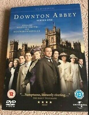Downton Abbey - The Complete First Series 1 One - NEW / SEALED DVD SET Downton