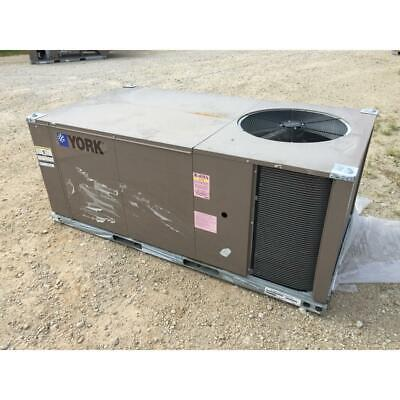 York Zf036C00A2A1Aba1A1 3 Ton Convertible Rooftop Ac Unit, 13 Seer R-410A