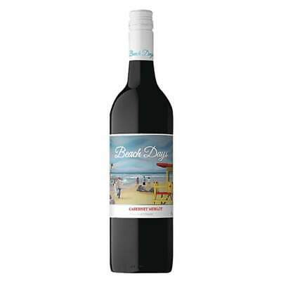 New Beach Days Cabernet Merlot 750ml