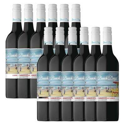 New Beach Days Cabernet Merlot 750ml - 12 Pack