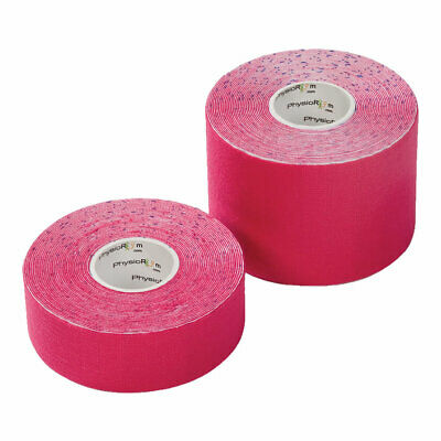 PhysioRoom Kinesiology Tape Pink