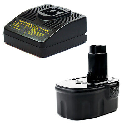 Batterie 14.4V, 3Ah, + Chargeur pour Black & Decker CD632K2