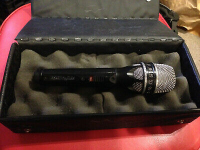 Vintage Sennheiser MD 431 Dynamic Cable Professional Microphone