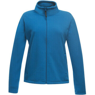 Regatta Professional Womens/Ladies Micro Light Full Zip Fleece Top