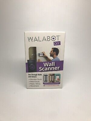 Walabot Diy Stud Pipe Detector Finder Walbot Device Wall Scanner For Android