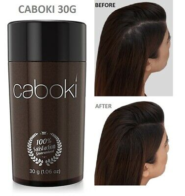 Caboki  Dark Brown Hair Loss Concealer Hair Fibers 30g no package box