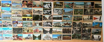 Big Collection of 116 Antique & Vintage Postcards ALL NEW JERSEY Various Towns