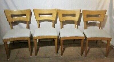 Vintage Heywood Wakefield Dog-bone Chair Set