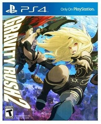 Gravity Rush 2 for PlayStation 4 [New Video Game] PS 4