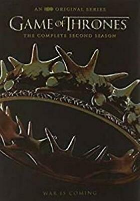 NEW OPEN BOX Game of Thrones: The Complete Second Season DVD