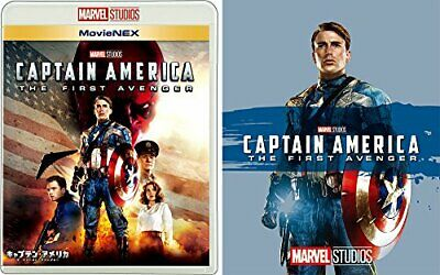 Captain America / The First Avenger Movienex [Blu-Ray + DVD avec Suivi Occasion