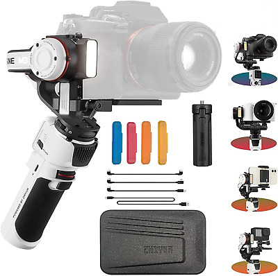 Zhiyun Crane M2 3-Axis Handheld Gimbal for Sony A6000/A6300/A6400 GoPro 7/6/5
