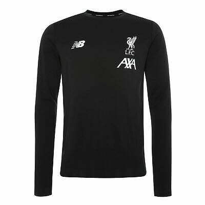 Liverpool FC Black Mens Manager's Seamless Shirt 19/20 LFC Official