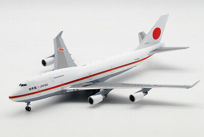 JC WINGS Japan Boeing 747 Prime Minister 1/200 diecast plane model aircraft